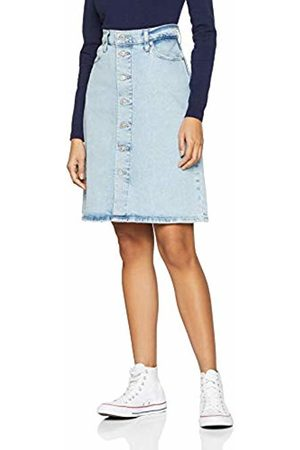 Levi's Women's A Line Midi Button Skirt