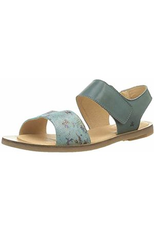 El Naturalista Women's Nf30 Vaquetilla-Fantasy Adriatico/Tulip Open Toe Sandals