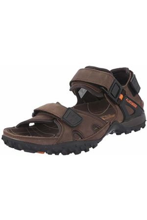 Mephisto Allrounder by Men's ROCK C.HORSE 3 DBROWN Sports & Outdoor Sandals 9 UK (43 EU)
