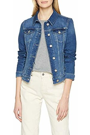 Brax Women's Miami Authentic Bi Stretch Denim Jeansjacke Uni Jacket, (Used Fresh 26)