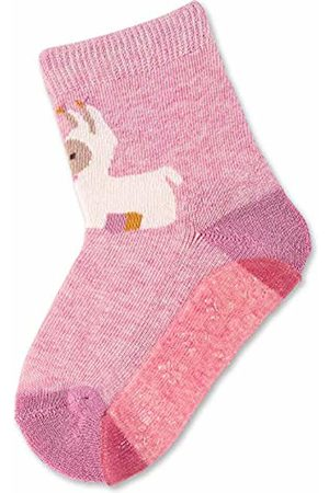 Sterntaler Baby Girls FLI Air Lotte Calf Socks