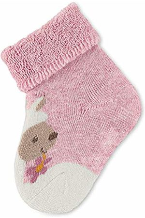 Sterntaler Girls' Baby-söckchen Lotte Calf Socks