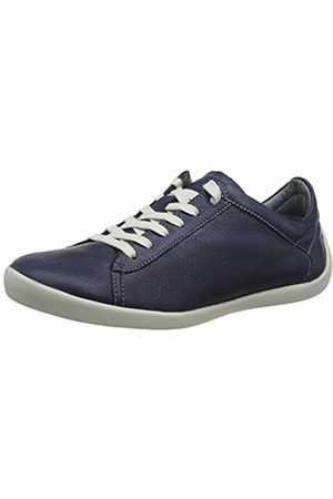 softinos Women's Niep532sof Low-Top Sneakers (Navy 000) 8 UK