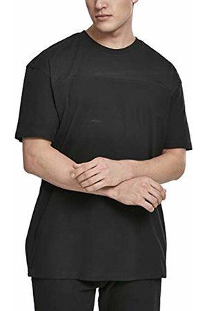 Urban classics Men's Mesh Panel Tee T-Shirt, ( 00007)