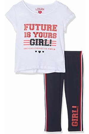 Losan Girl's 914-8024AA Clothing Set, ( 001)