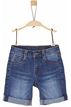 s.Oliver Boys Shorts - Boys' 74.899.72.0524 Shorts, (Denim Stretch 56Z7)