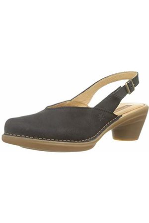 El Naturalista Women's N5371 Pleasant /Aqua Sling Back Sandals 5 UK