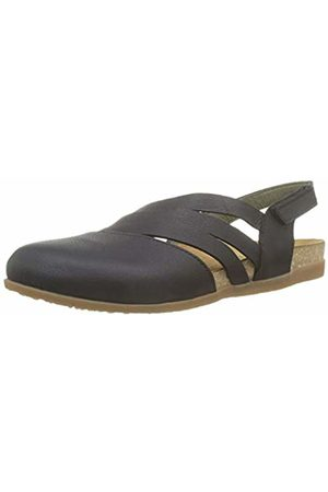 El Naturalista Women's's Nf45 Soft Grain Total /Zumaia Closed Toe Sandals 5 UK