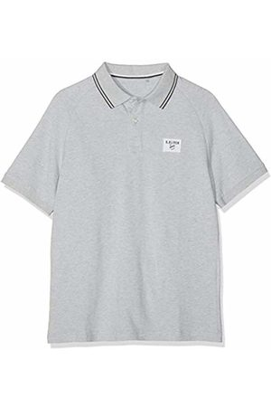 s.Oliver Men's 13.903.35.4978 Polo Shirt, (Harbour 9103)