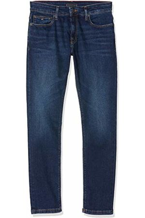 Tommy Hilfiger Boy's Steve Slim Tapered Hedbst Jeans, (Headland Dark Stretch 911)