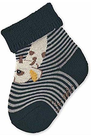 Sterntaler Baby Socks - Boys' Baby-söckchen Greta Calf Socks (Marine 300) 16