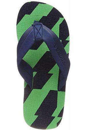 O'Neill Boys' Fb Imprint Pattern Sandals Shoes & Bags, ( AOP W/ 6950)