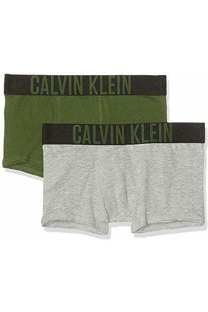 Calvin Klein Boy's 2pk Trunks Boxer Briefs