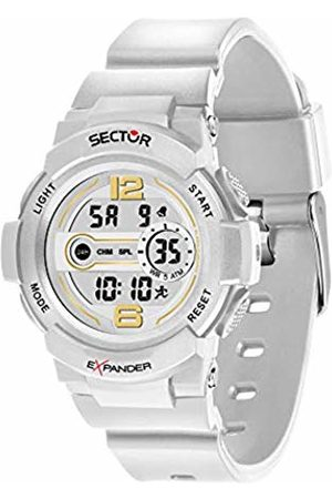 Sector No Limits Unisex Adult Digital Watch with Plastic Strap R3251525501