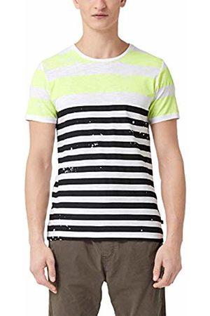 s.Oliver Men's 40.903.32.5077 T-Shirt, ( 01g1)
