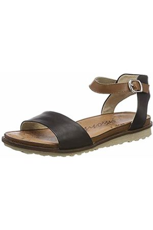 Remonte Women's R2752 Ankle Strap Sandals