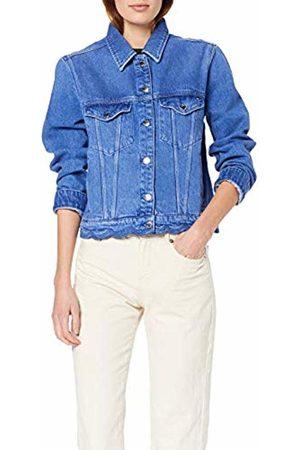 Tommy Hilfiger Women's Veronica Jacket Bianca, Blau 911