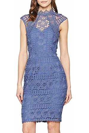 Little Mistress Women's Tamsin Crochet Pencil Dress Party