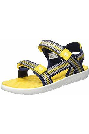 Timberland Unisex Kid's Perkins Row Webbing Open Toe Sandals