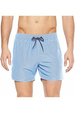Strellson Men's Swim Shorts, (Aqua)