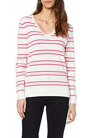 Tommy Hilfiger Women's New Ivy V-NK SWTR Jumper