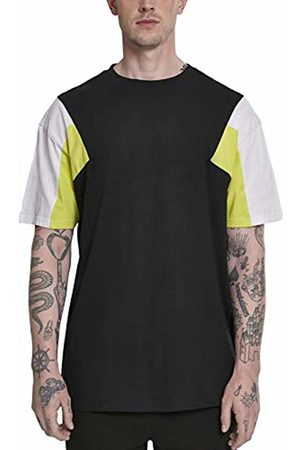 Urban classics Men's 3-Tone Tee T-Shirt