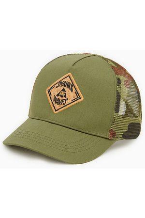 Zara Camouflage mesh cap
