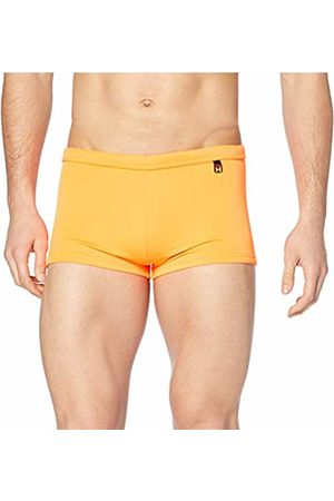 Hom Men's Sunlight Swim Shorts Trunks, ( Fluo 00jx)