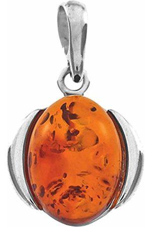 Nature d'Ambre Single Pendant (No Chain) Silver 925 Amber - 31610232RH
