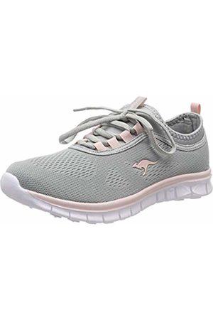 KangaROOS Women's's K-Run Neo Low-Top Sneakers Vapor / English Rose 2043 7.5 UK