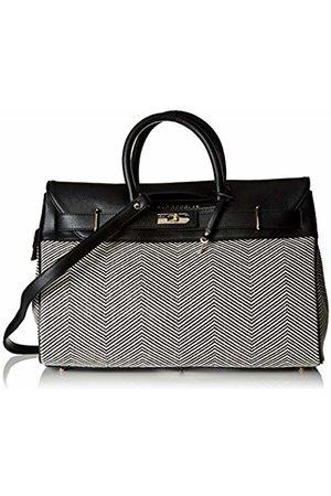 Mac Douglas Pyla Fantasia S, Women's Top-Handle Bag, (Rouge Chevron Noir)