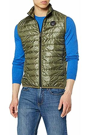 Napapijri Men's Acalmar Vest 2 New Olive Outdoor Gilet, Gd6