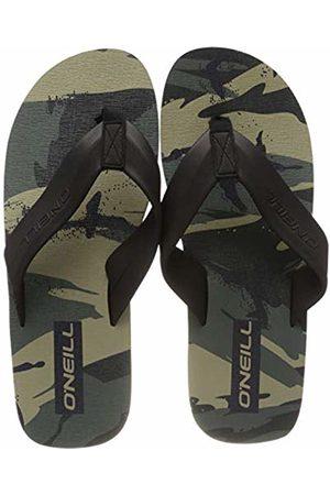O'Neill Men's Fm Imprint Pattern Sandals Shoes & Bags ( AOP 6900) 12 UK