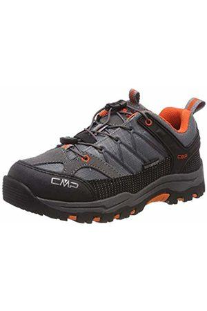 CMP Kids' Rigel Low Rise Hiking Shoes (Stone- 78uc) 12 UK