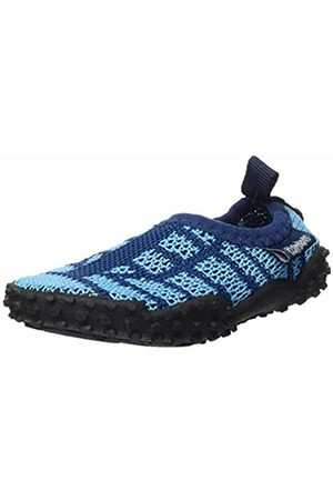 Playshoes Unisex Kids' Strick-Aqua-Schuhe Water Shoes