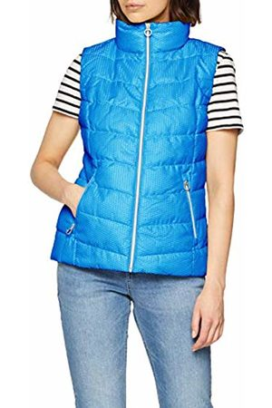 s.Oliver Women's's 05.902.53.3132 Outdoor Gilet (Petrol 6295) 16 (Size: 42)
