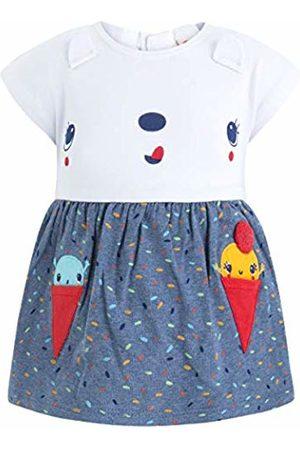 Tuc Tuc Baby Girls' Vestido Punto S/M Ni\u00d1a Cute Ice Dress