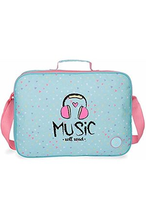 Roll Road Music School Backpack 38 Centimeters 6.38 (Azul)