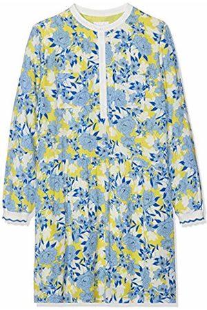 Rich & Royal Women's Dress with Print (Lemon 313)