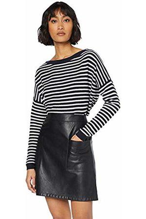 HUGO BOSS Women's Binoly Skirt, (Turquoise/Aqua 440)