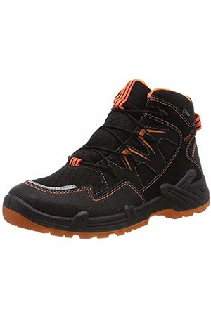 Superfit Boys'' Canyon Snow Boots (Schwarz/ 00) 2 UK