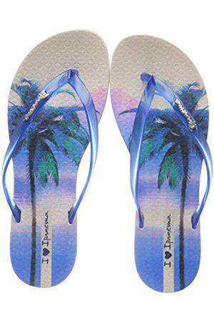 Ipanema Women's Wave Tropical Iii Fem Flip Flops