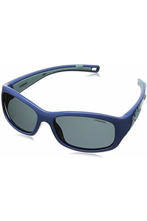 Polaroid Kids' P0403 Rectangular Sunglasses