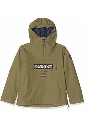 Napapijri Boy's K Rainforest Sum 1 New Olive Jacket, Gd6