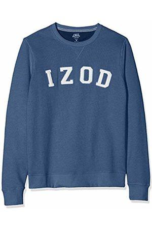 Izod Men's Logo Crew Sweatshirt