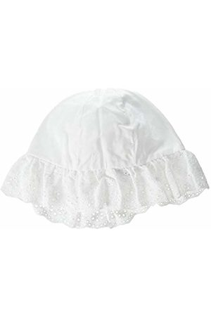 Benetton Baby Girls' Hat Cap (Bianco 901)