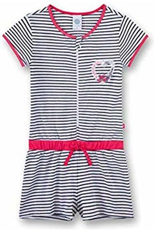Sanetta Girl's Strampler/Overall Clothing Set