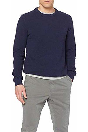 Izod Men's 12gg Pique Crew Neck Sweater Jumper