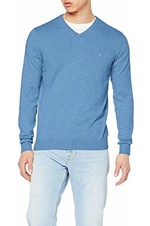 Izod Men's 12GG V-Neck Sweater Jumper