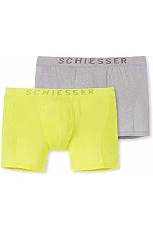 Schiesser Men's Multipack Cyclist (2er Pack) Boxer Shorts